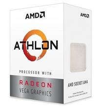 AMD Athlon 3000G 3.5GHz AM4 Desktop CPU with Radeon Vega 3 Graphics